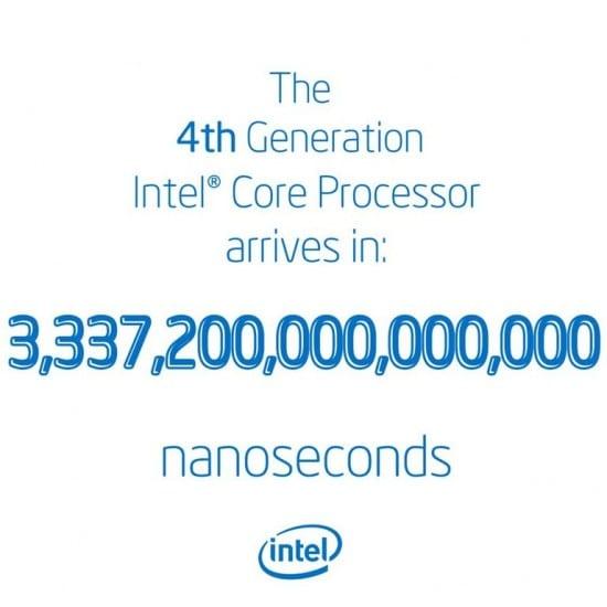 Intel Haswell llegaría entre el 3 y el 7 de Junio
