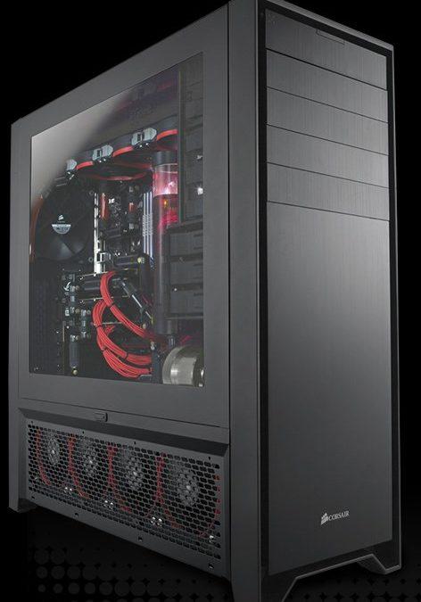 Corsair muestra su nuevo gabinete Obsidian 900D