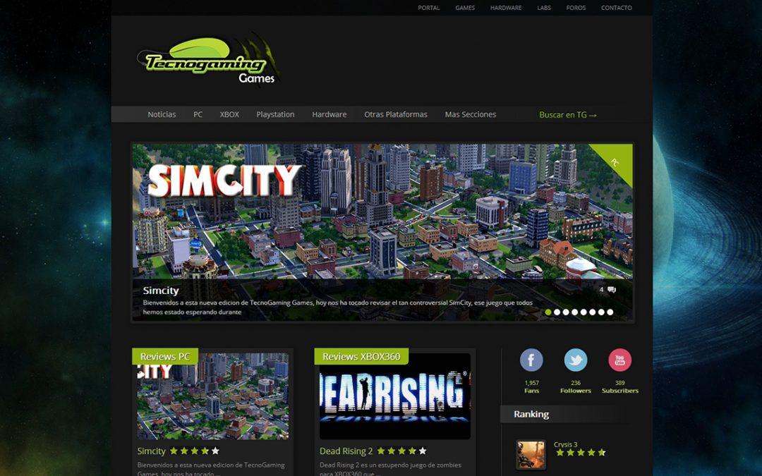 TecnoGaming Games 2013