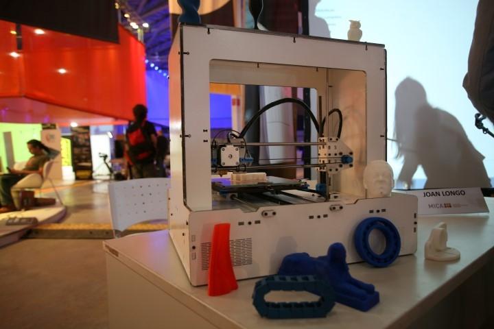 Ikai Lanza Primera Impresora 3d Producida En Argentina