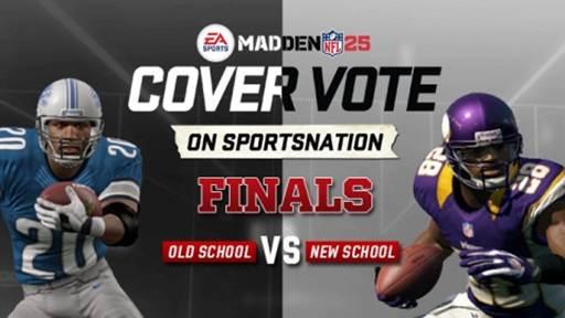 Votacion final para portada Madden