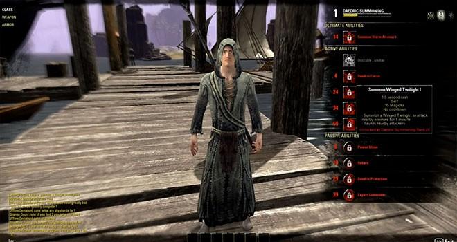 Filtran 20 minutos de The Elder Scrolls: Online en video