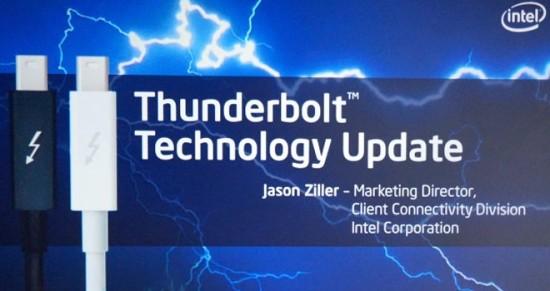 Intel da a conocer al sucesor de Thunderbolt