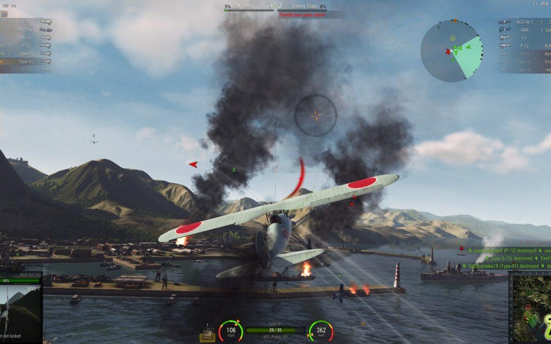 World of Warplanes: confirmada fecha de lanzamiento oficial
