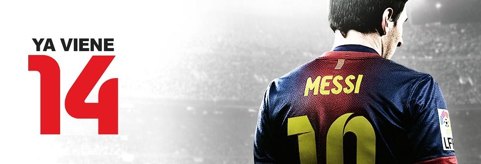 EA Anuncia webs oficiales para FIFA14 y BF4 en Argentina