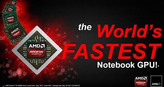 AMD lanza su nueva GPU Radeon HD 8970M