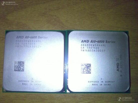 Se filtran benchmarks del nuevo AMD Richland AMD A10-6800K