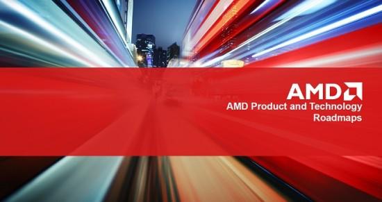 Se filtran el roadmap de AMD para el 2013