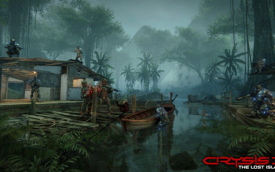 Nuevo DLC de Crysis 3