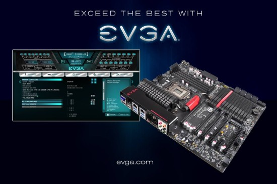 EVGA anuncia su Classified Z87 con bios UEFI