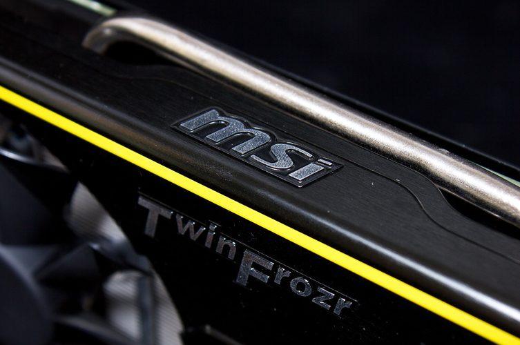 MSI muestra su GeForce GTX 770 Lightning