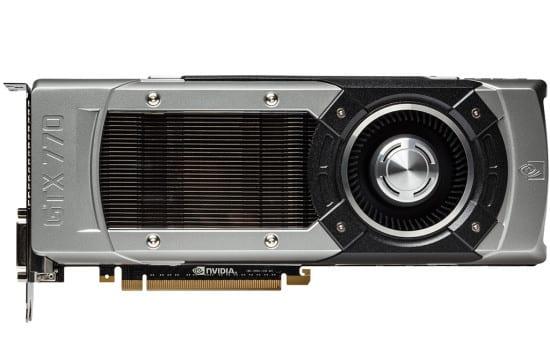 Nvidia reduce el precio de sus GeForce GTX 780 y GTX 770