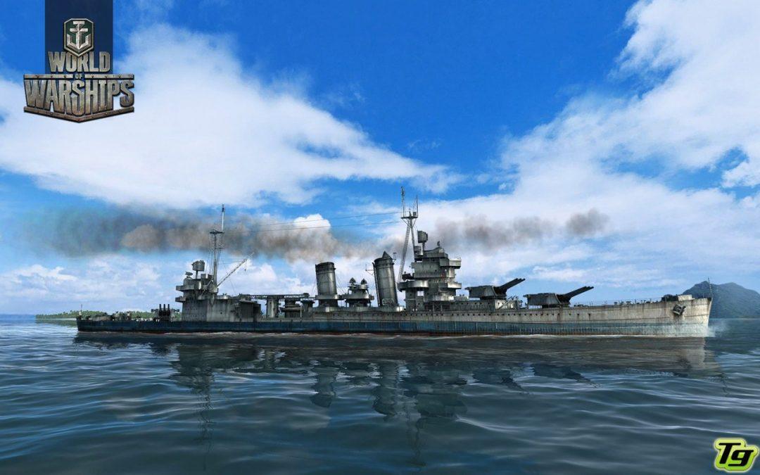 Nuevo video cinemático de World of Warships