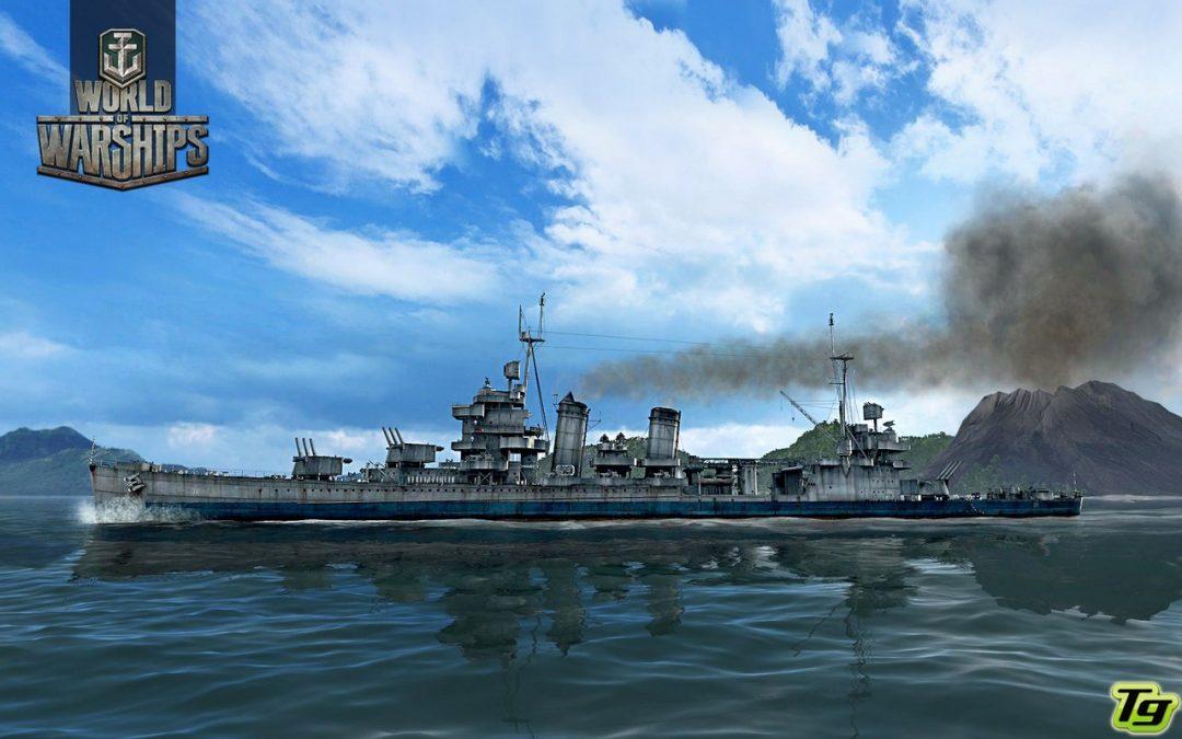 Nuevas imágenes de World of Warships!