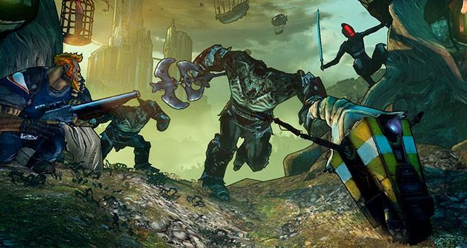 2K y Gearbox anuncian Borderlands: The Pre-Sequel