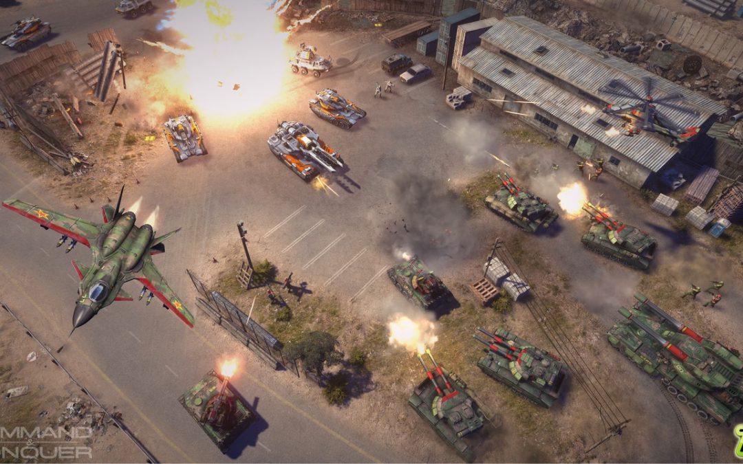 EA Command and Conquer cancelado!