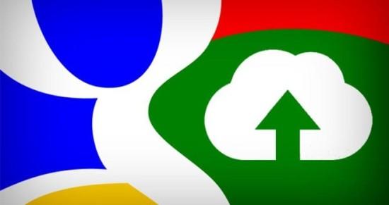 Ya puedes subir archivos desde la web hacia Google Drive