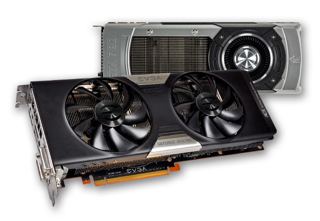 EVGA Lanza Geforce GTX780 Hero