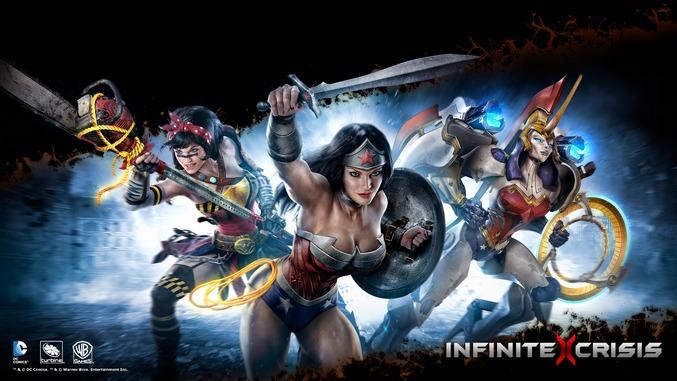 Nuevo video de Shazam en Infinite Crysis