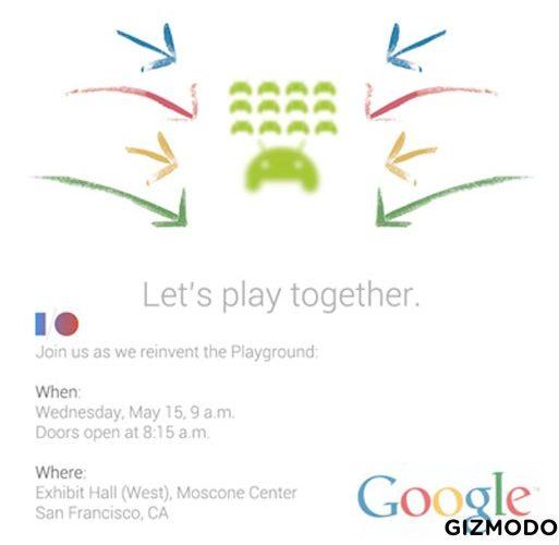 Google esta preparando algo relacionado con videojuegos