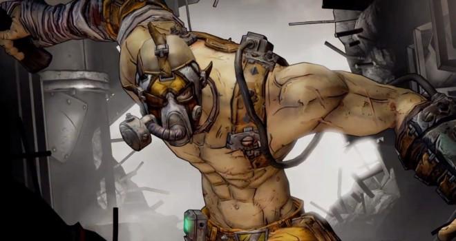 Krieg the Psycho se muestra en acción en nuevo video de Borderlands 2