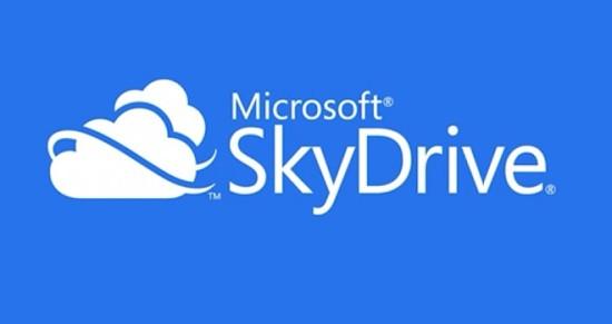 SkyDrive ya tiene mas de 250 millones de usuarios