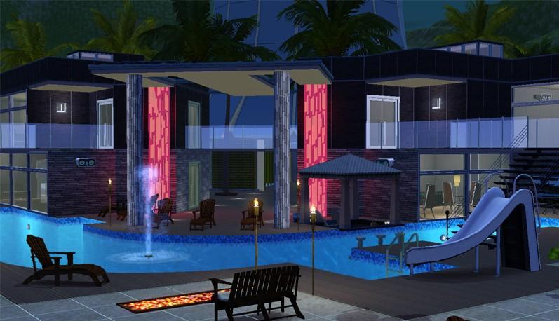 Island Paradise es el nuevo DLC de Sims 3