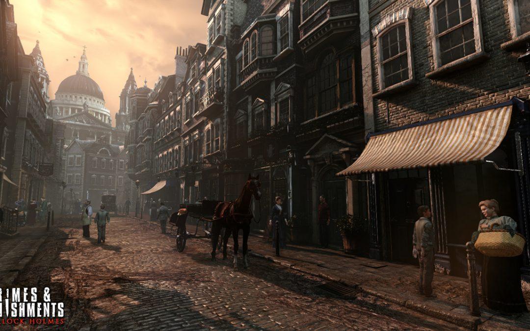 E3 2013: Nuevos detalles del proximo Sherlock Holmes