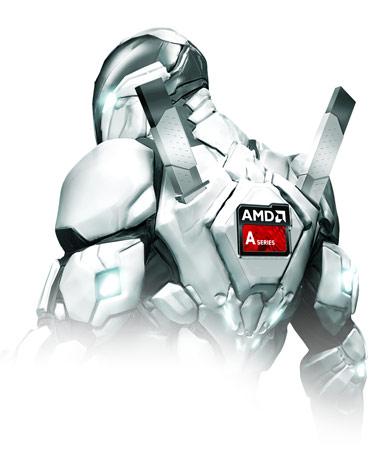 AMD muestra un combate épico con Intel, promocionando sus APU Richland