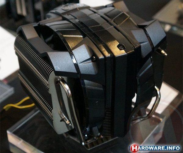 CTX 13: Cooler Master muestra sus disipadores V4 GTS y V8 GTS