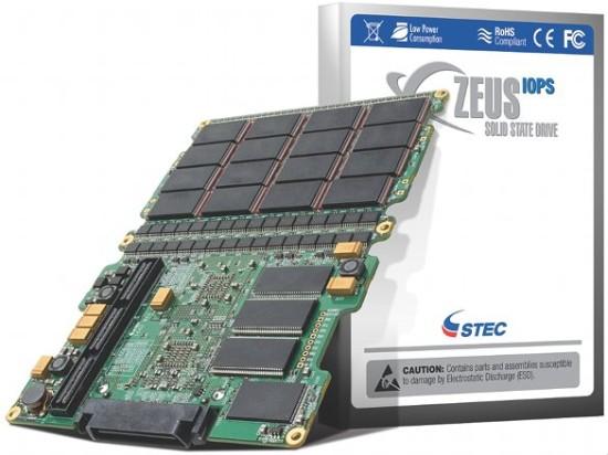 Western Digital compra a sTec empresa de discos SSD
