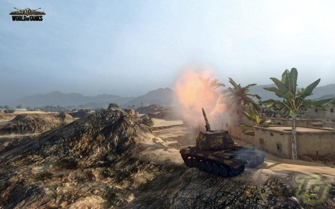World of Tanks se actualiza a v8.6 con muchas mejoras