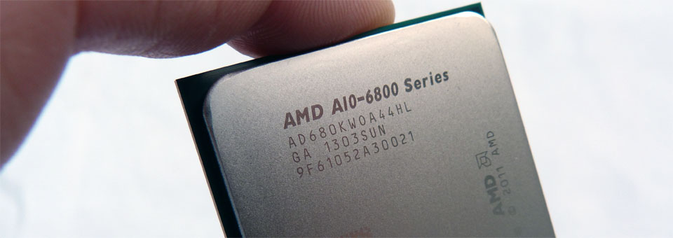 "AMD A10-6800K ""Richland"""