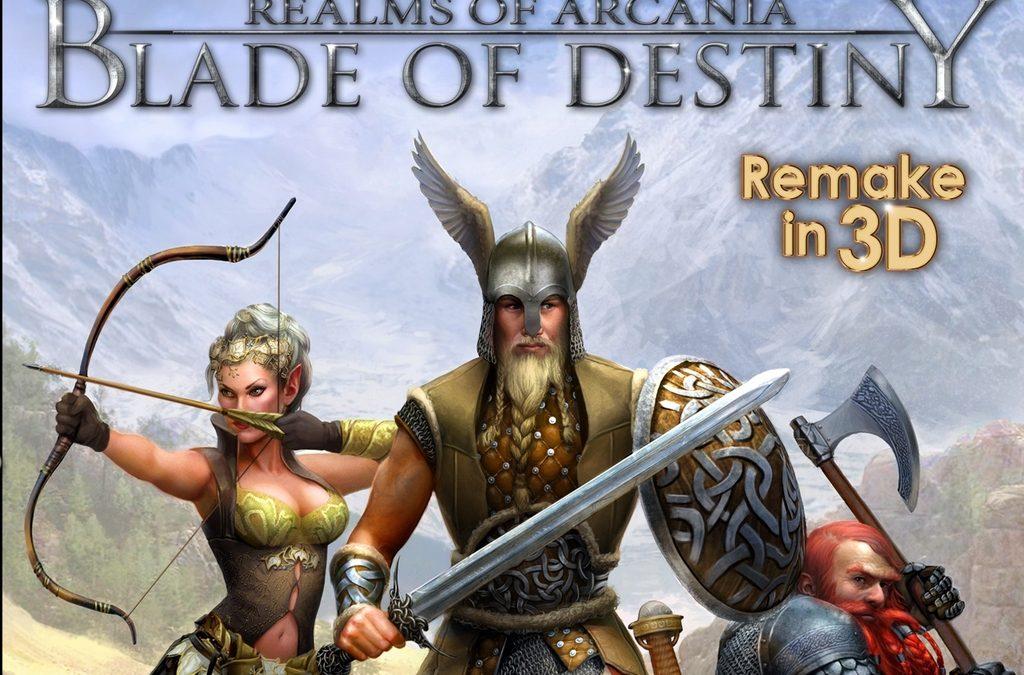 Blades of Destiny
