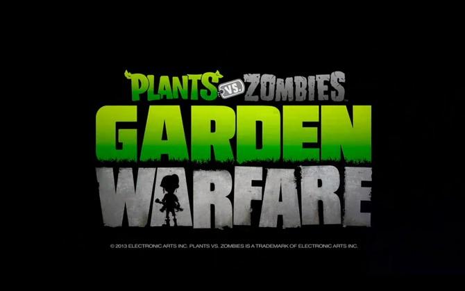 Plants vs Zombies Garden Warfare llega a Xbox One y Xbox 360
