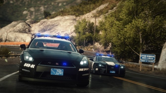 Need for Speed Rivals disponible para PlayStation 4