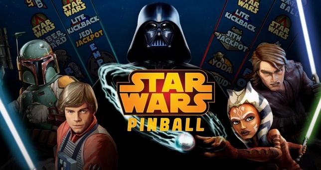 Se acerca Star Wars™ Pinball: Balance of the Force