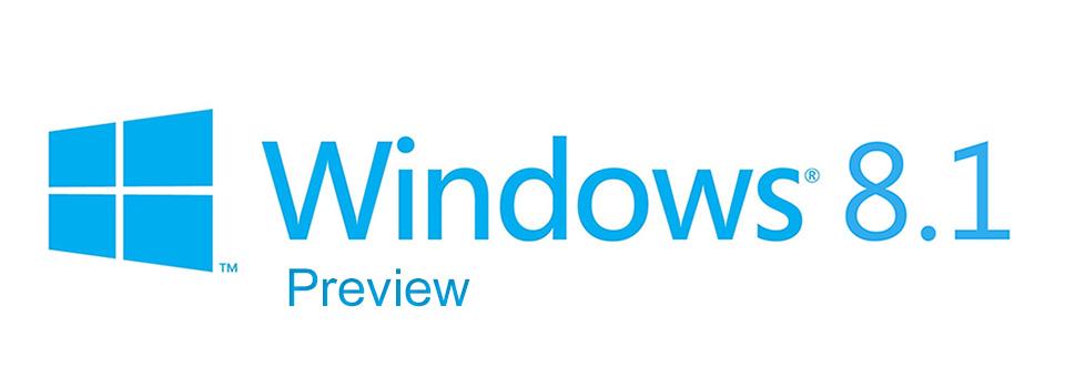 Windows Blue 8.1 Preview