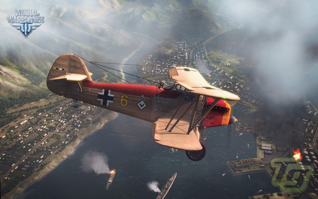 Fecha de Open Beta para World of Warplanes revelada