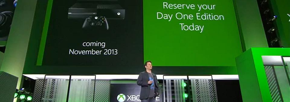 Presentacion Xbox E3 2013