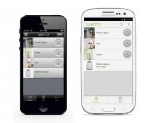 Belkin WeMo-Works-With-iOS-Android