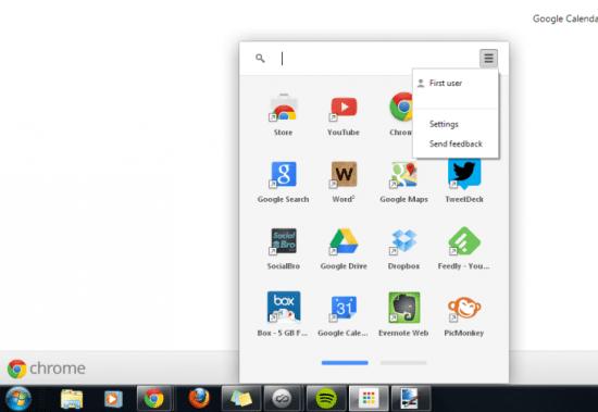 Google lanza App Launcher para Windows