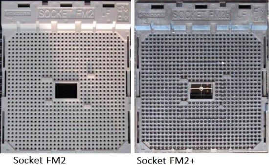 AMD FM2+ tendrá soporte hasta 2015 soportando APU Carrizo