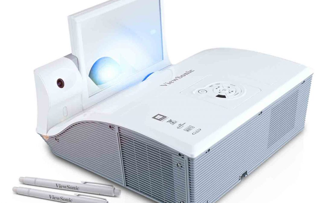 ViewSonic presenta modelo de proyectores DLP Interactivos