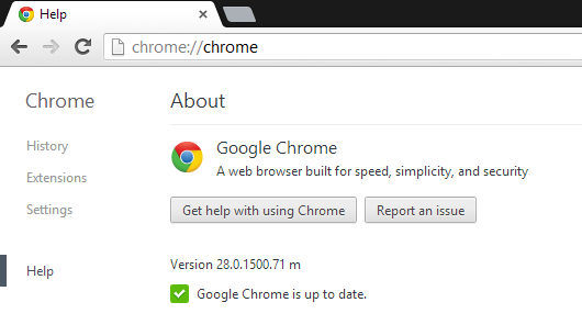 Google Chrome 28 ahora con notificaciones y Blink