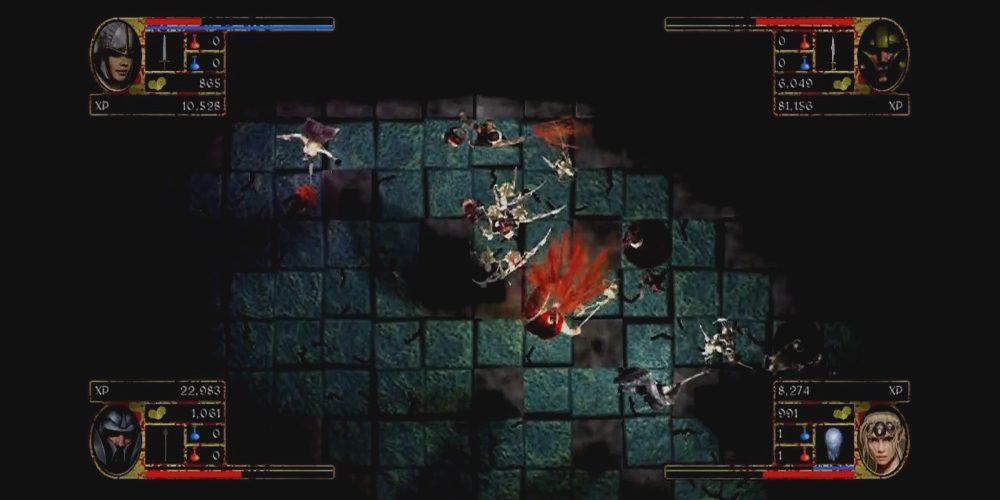 Dungeon Smash – Dark Isle disponible en Xbox Live