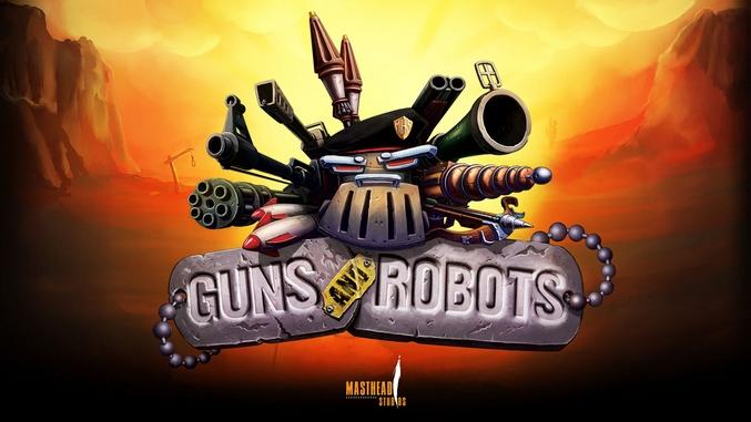 Guns and Robots recibe Update