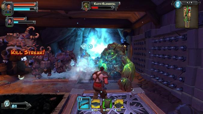 Orcs Must Die 2 agrega Steam Workshop