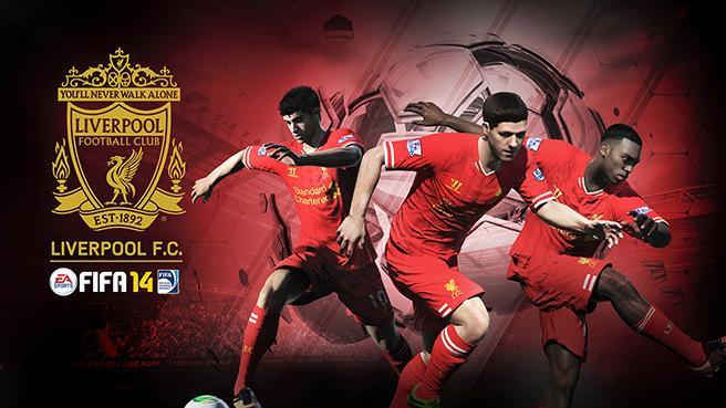 Liverpool FC firma alianza por 3 años con EA Sports