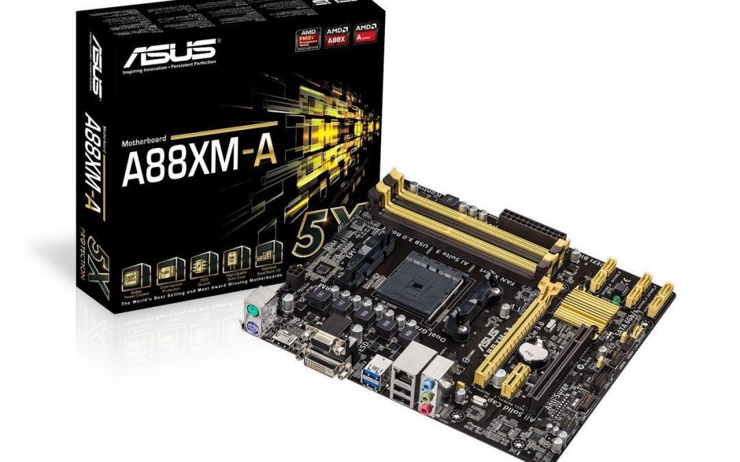 ASUS Lanza primeros motherboards FM2+ de AMD